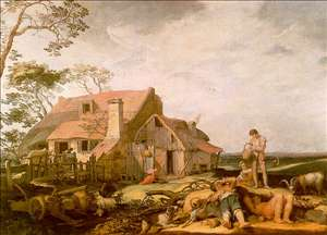 Landscape with Peasants Resting