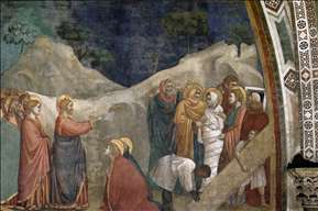 Scenes from the Life of Mary Magdalene: Raising of Lazarus
