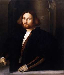 Portrait of Francesco Querini