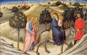 Flight to Egypt