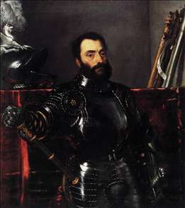 Portrait of Francesco Maria della Rovere, Duke of Urbino