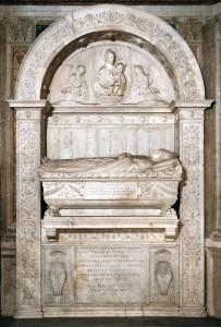Tomb of Cardinals Cristoforo and Domenico della Rovere