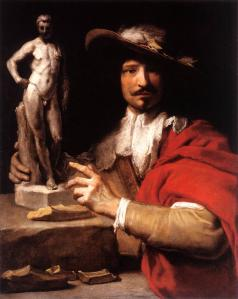 Portrait of the Sculptor Nicolas Le Brun