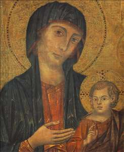 The Madonna in Majesty