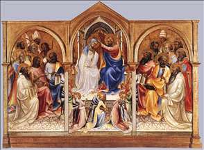 Coronation of the Virgin and Adoring Saints