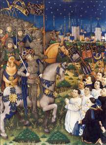 Surrender of the Burghers of Ghent in 1453