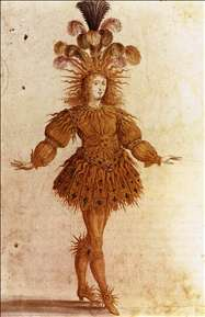 Louis XIV as Apollo