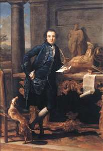 Portrait of Charles Crowle