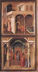 Scenes of the Life of St Nicholas