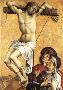 The Crucified Thief