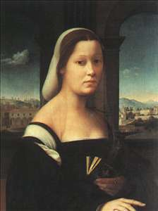 Portrait of a Woman, called