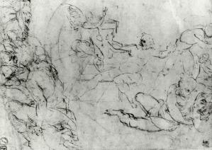 Study for a Resurrection
