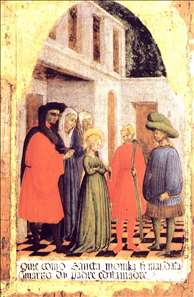 Marriage of St. Monica