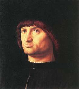Portrait of a Man (Il Condottiere)