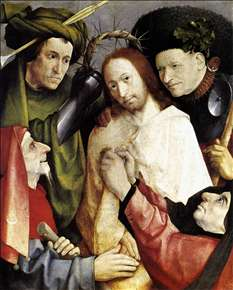 Christ Mocked (Crowning with Thorns)