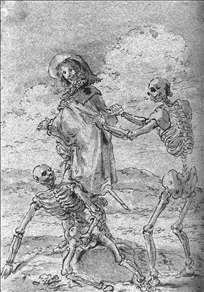 Quevedo and the Skeletons of Juan de la Encina and King Perico