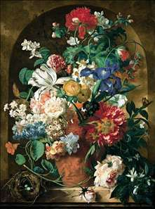 Still-Life of Flowers