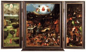 Last Judgement Triptych