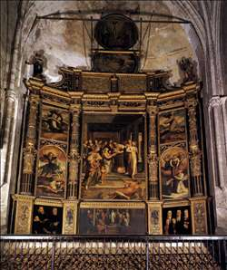 Altarpiece of the Purification