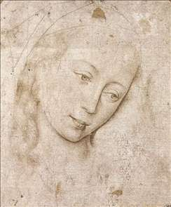 Head of the Madonna