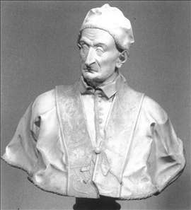 Bust of Pope Benedict XIII