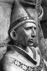 Tomb of Pope Clement IV