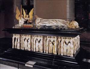 Tomb of Philip the Bold, Duke of Burgundy