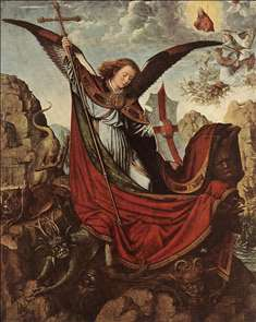 Altarpiece of St Michael