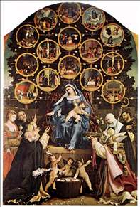 Madonna of the Rosary