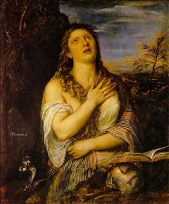Penitent Mary Magdalen