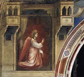No. 14 Annunciation: The Angel Gabriel Sent by God
