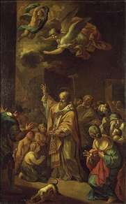 St Nicholas Resuscitates the Children