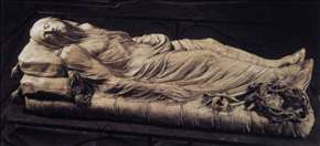 Dead Christ Lying in the Shroud