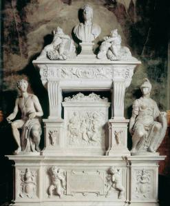 Tomb of Jacopo Sannazaro