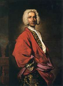 Portrait of Count Galeozzo Secco Suardo (1681-1733)