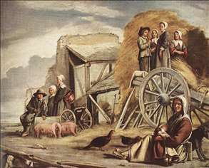 The Cart or Return from Haymaking