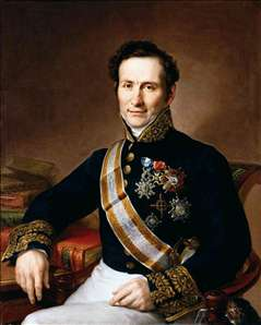 Portrait of Don Mateo Casado y Sirelo