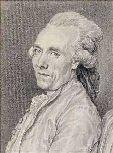 Portrait of Claude-Joseph Vernet