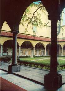 View of the Convent of San Marco