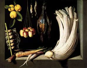 Still-Life with Game, Vegetable and Fruit