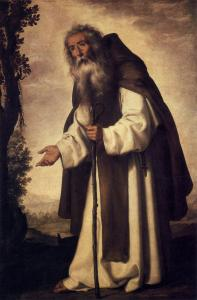 St Anthony Abbot