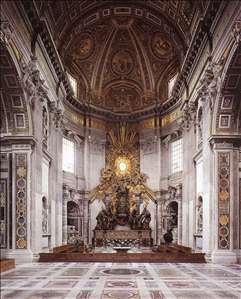 The Throne of Saint Peter