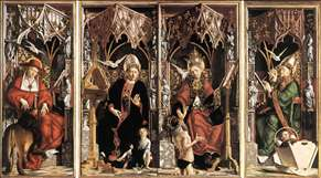 Altarpiece of the Church Fathers