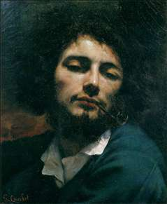 Self-Portrait (Man with Pipe)