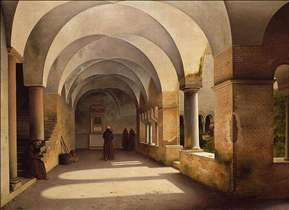 The Cloisters, San Lorenzo fuori le mura