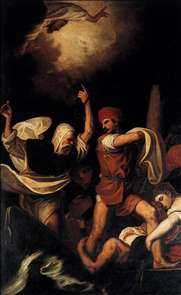 Miracle of St Dominic