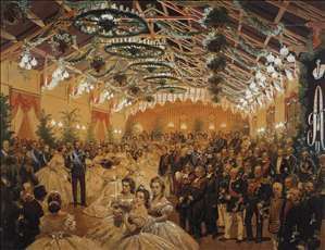 Ball in Honour of Alexander II