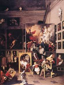 The Studio of the Painter