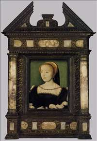 Portrait of Louise de Rieux
