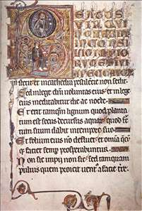 Psalter of St Margaret of the House Árpád